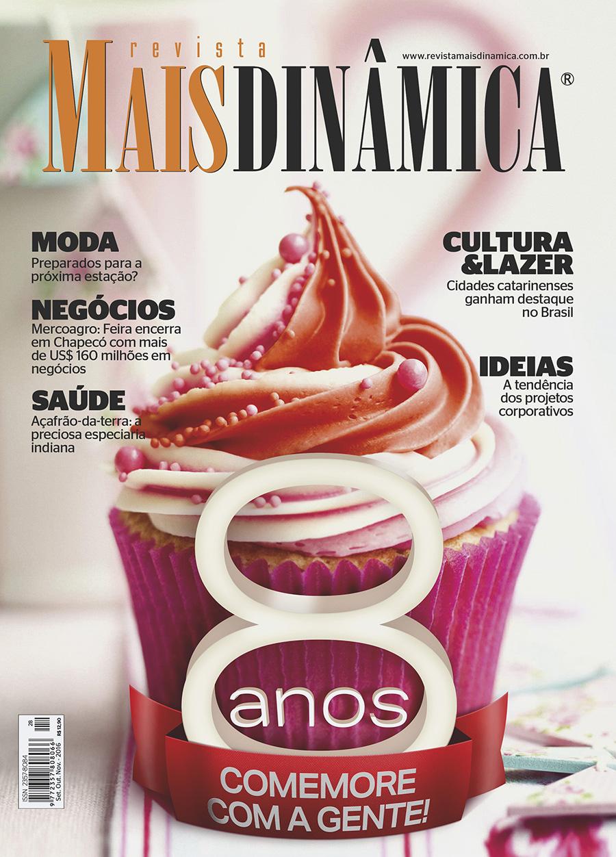 Revista Mais Dinâmica Edição 28