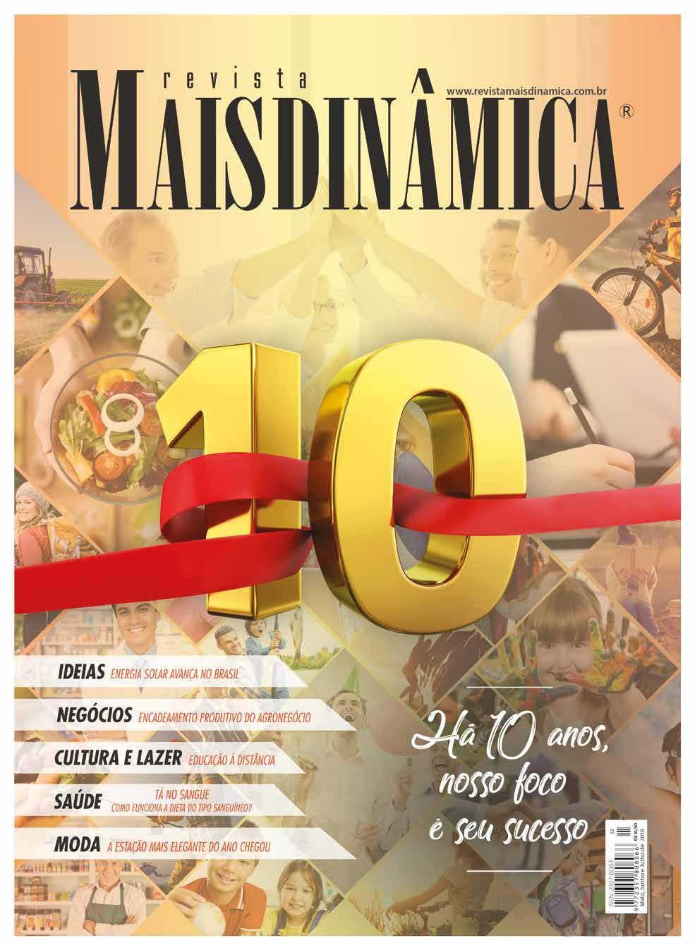 Revista Mais Dinâmica Edição 32