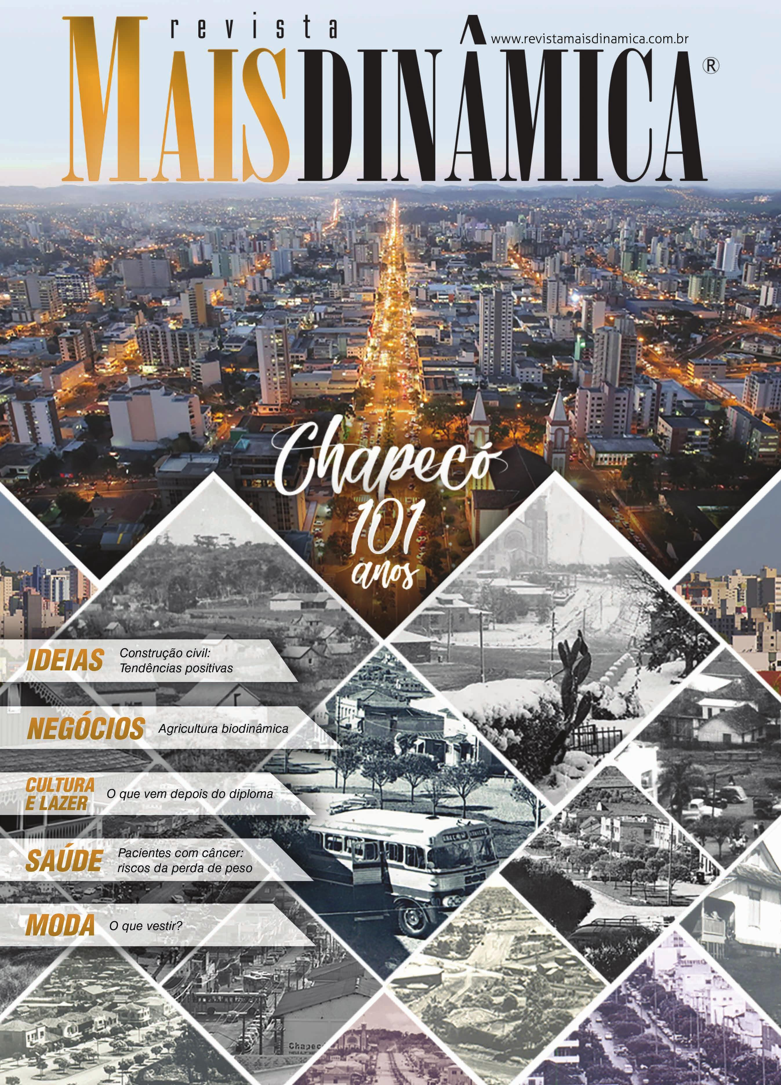 Revista Mais Dinâmica Edição 33